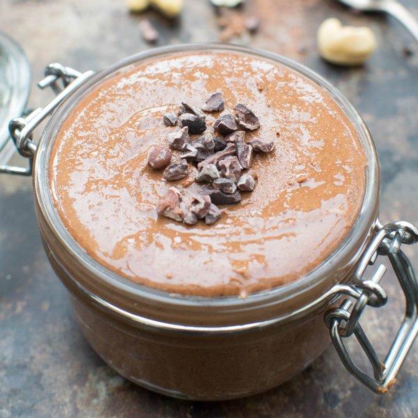 Chocolate Cashew Butter [vegan] by The Flexitarian