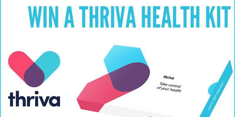 WIN A Thriva Health Kit