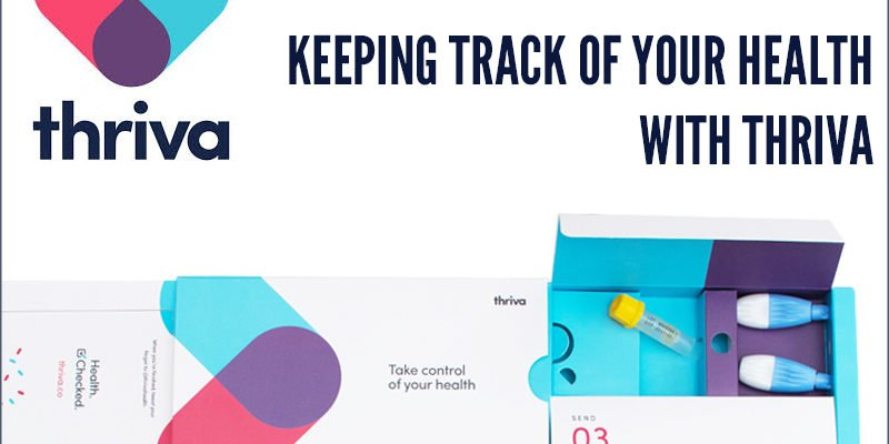 Keeping Track Of Your Health With Thriva