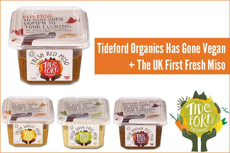 Tideford Organics v8002