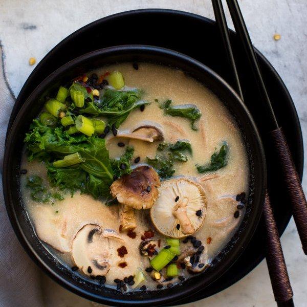 Kale Breakfast Mini Frittatas, Silky Chinese Five Spice Pumpkin Soup ...