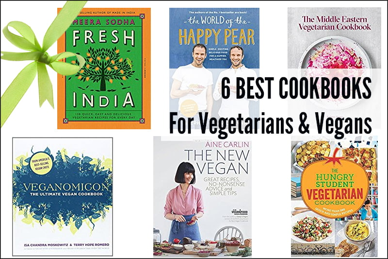 6 Best Vegan Cookbooks Christmas 2016