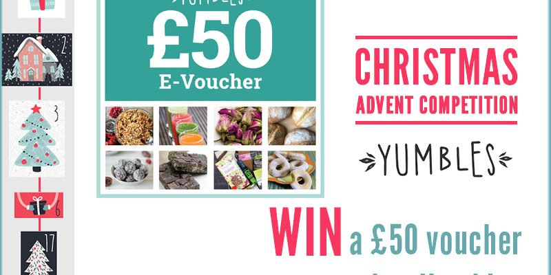 Advent Competition – WIN £50 E-Voucher From Yumbles