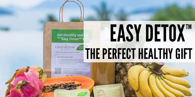 Easy Detox ™ The Perfect Healthy Gift