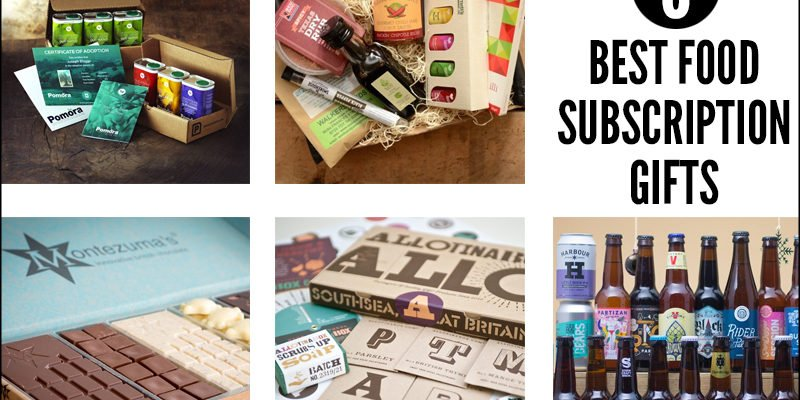 5 Best Food Subscription Gifts