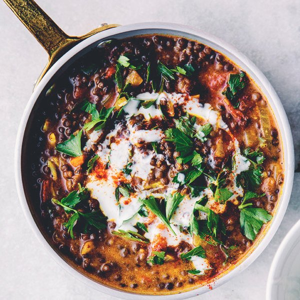 Loyal Lentil Chili [vegan] by Nourish Atelier