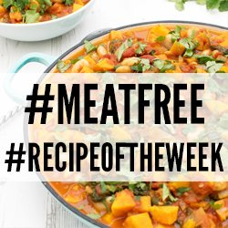 Link up your meat free recipe
