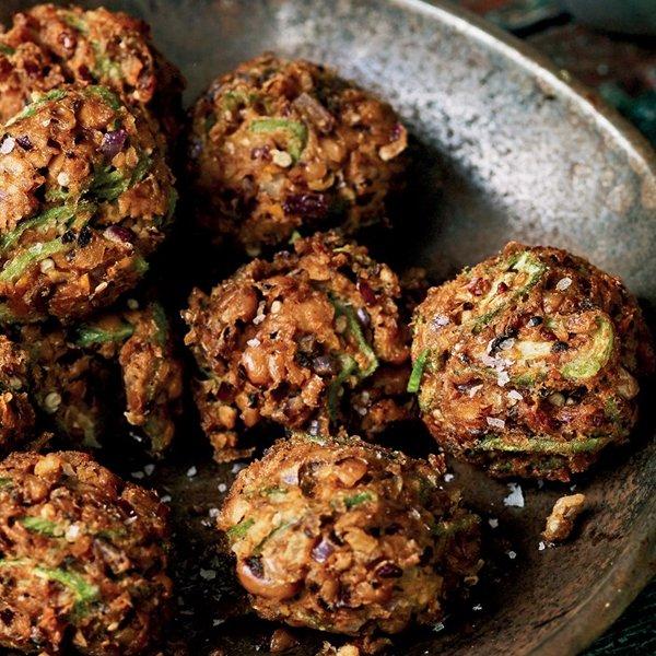 Akara – Black Bean Fritters [vegan] via Great British Chefs