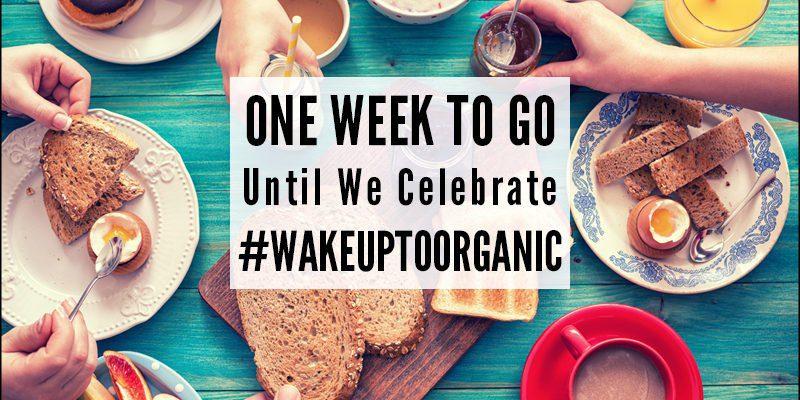 WakeUpToOrganic 2017