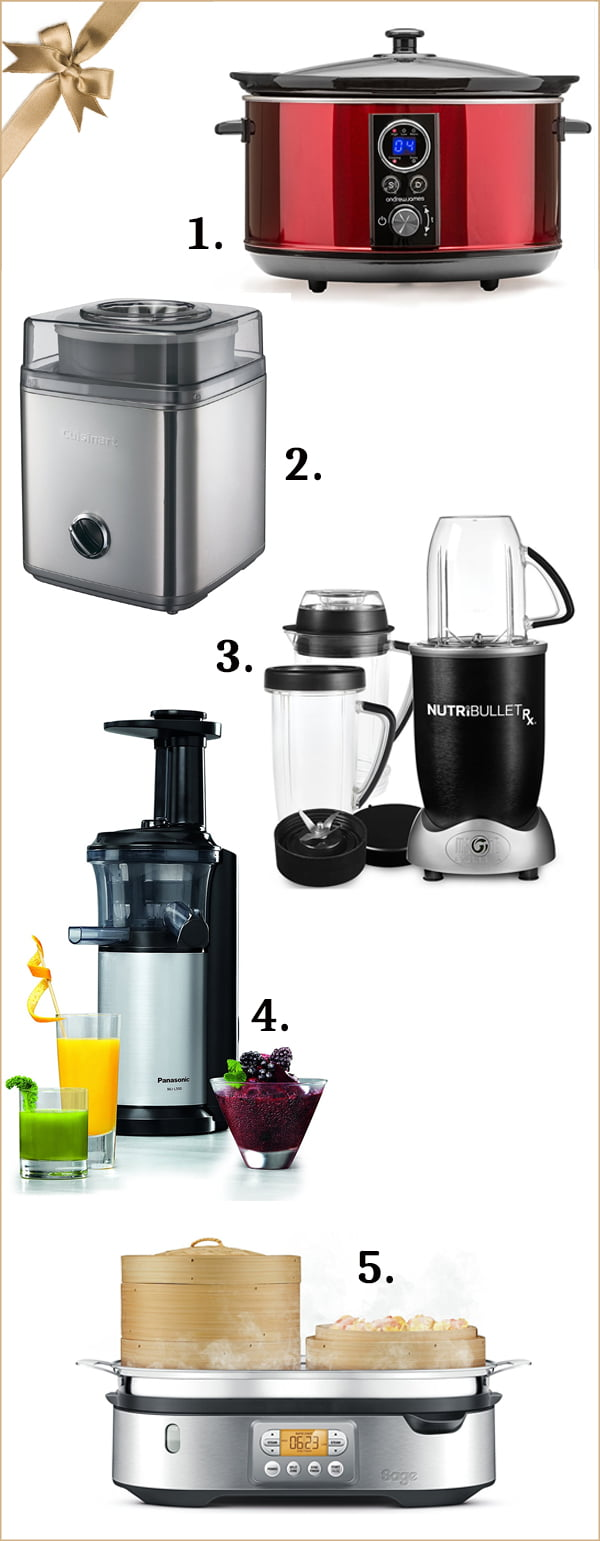 Christmas Guide - Kitchen Gadgets