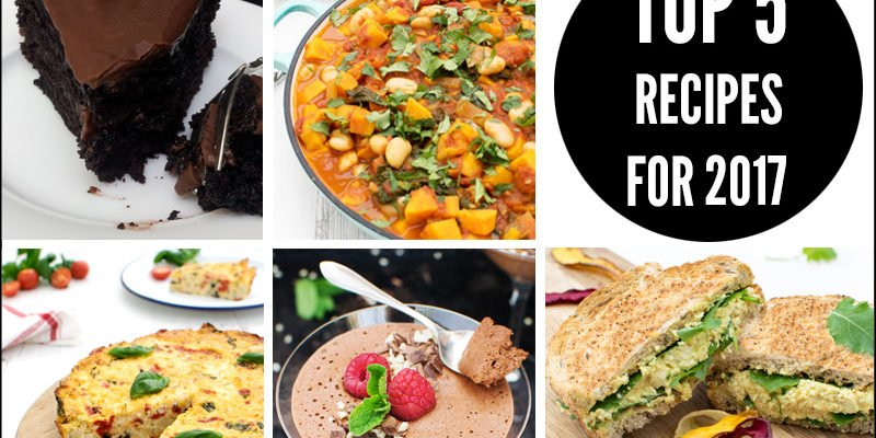 Recipe collections vegetarian vegan flexitarian your top 5 recipes for 2017 forumfinder Choice Image