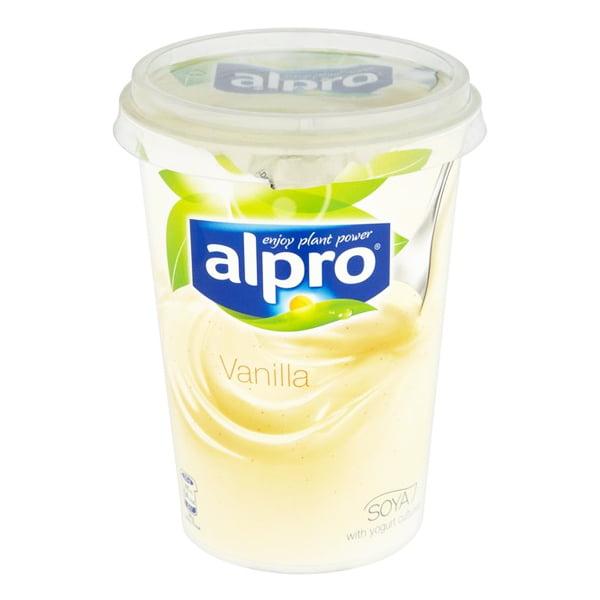 Alpro Vanilla Yogurt