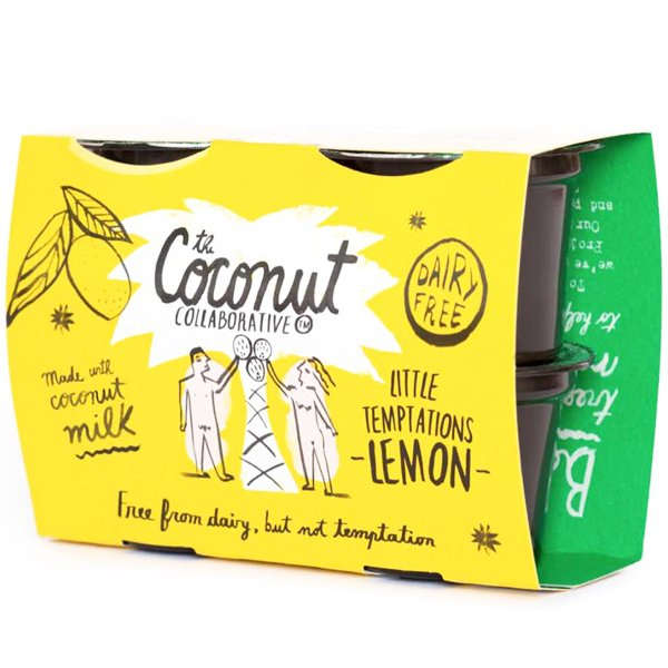 The Coconut Collaborative Little Temptations Lemon