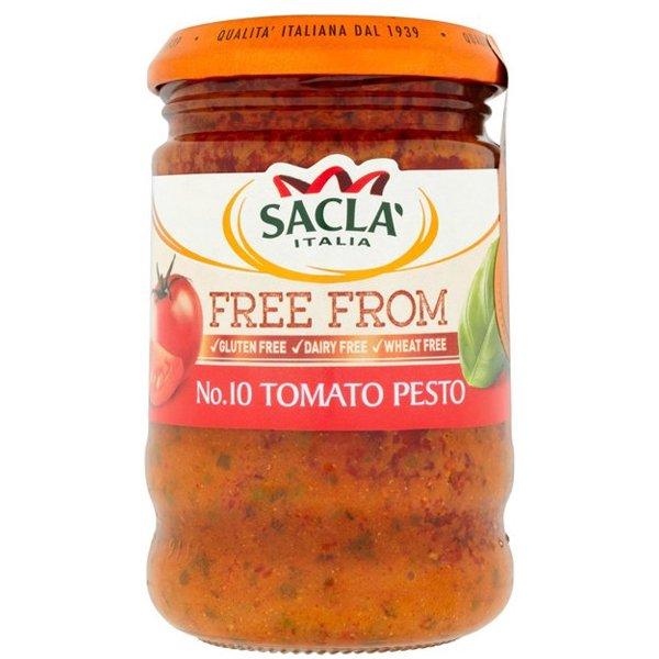 SACLA Free From no10 Pesto
