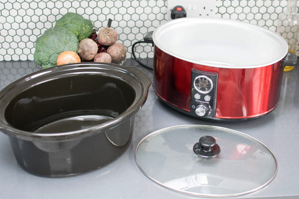 Andrew James Digital Slow Cooker