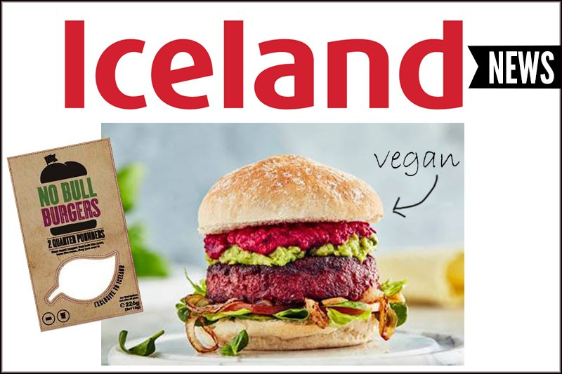 Iceland No Bull Burger
