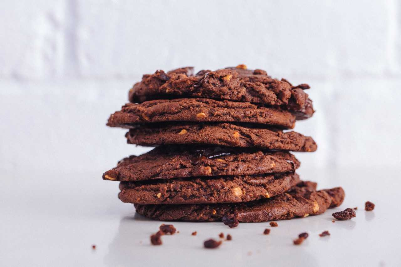 Pret A manger vegan cookies