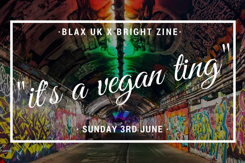 its a vegan ting vegan market