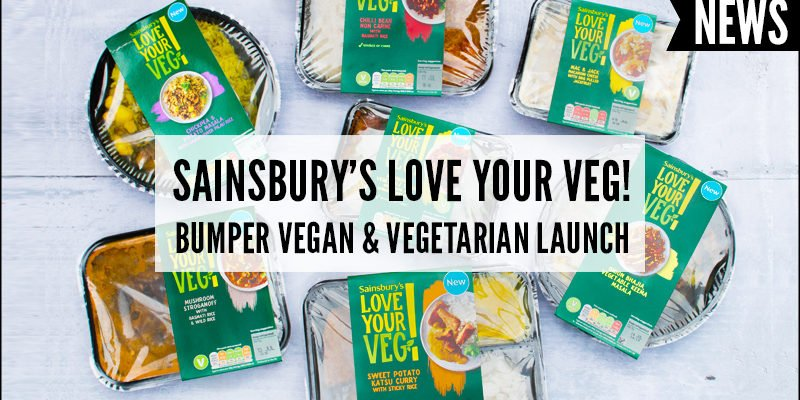 Sainsbury's Love Your Veg
