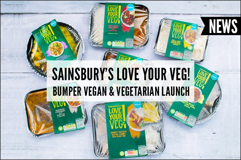 Sainsbury's Love Your Veg