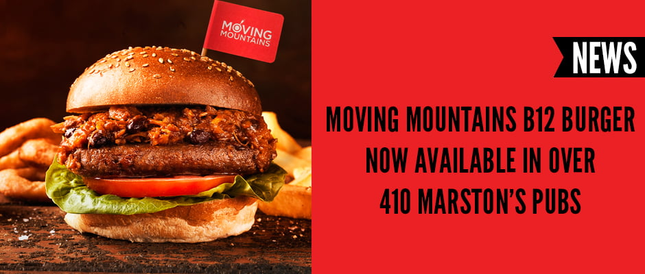 Moving Mountains B12 Burger M
