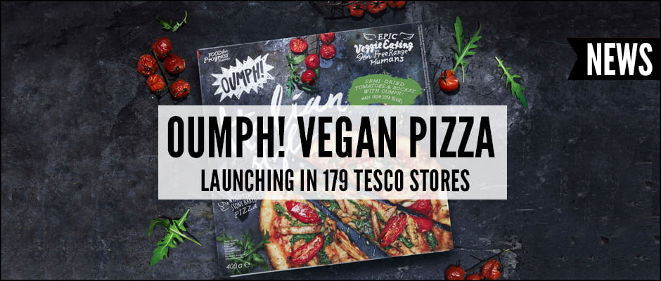 Oumph! Vegan Pizza
