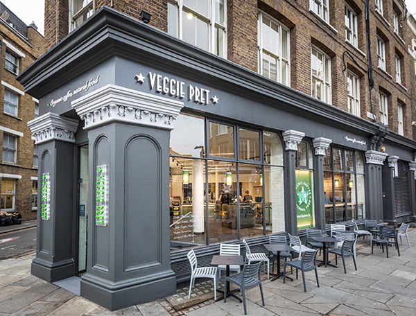Veggie Pret in Shoreditch, 57 Great Eastern Street v6