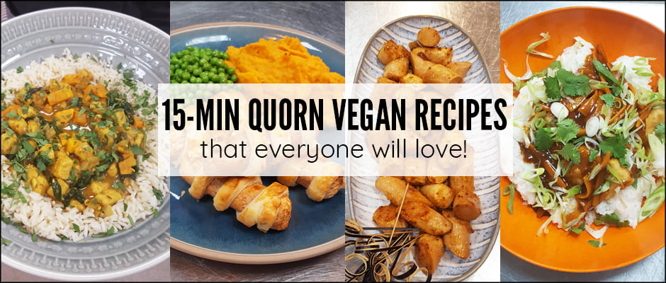 Quorn Vegan Cookalong