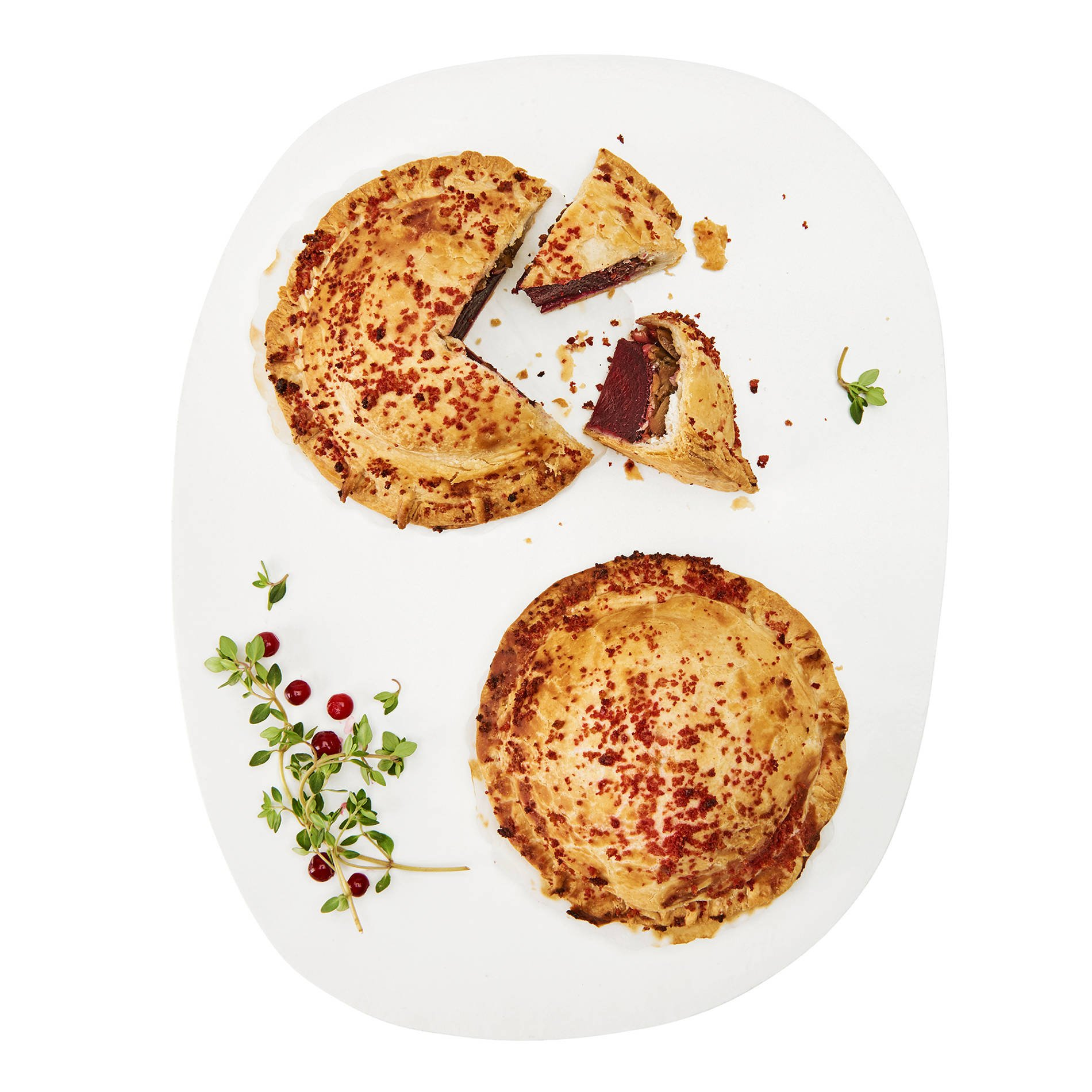 Waitrose & Partners Vegan Beet Wellington