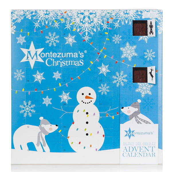 Montezuma Dark Advent Calendar 2018