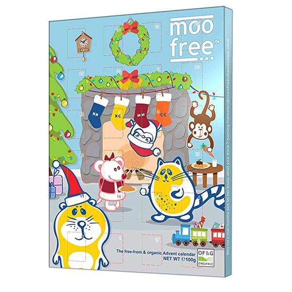 Moo Free Advent Calendar 2018