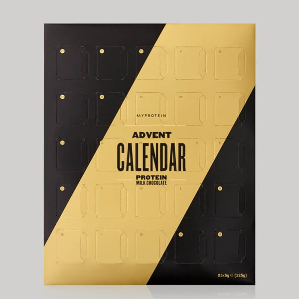 My Protein Advent Calendar 2018