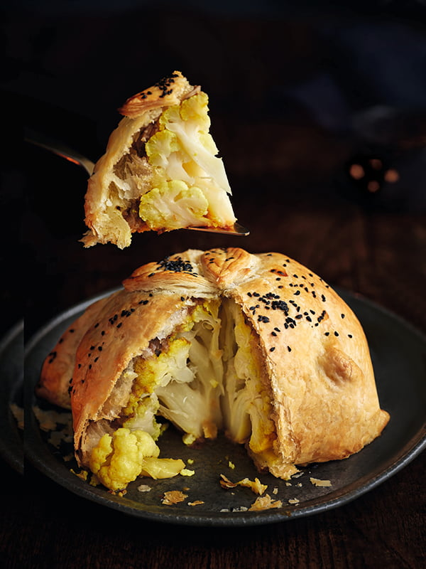 Tesco Vegan Cauliflower Wellington