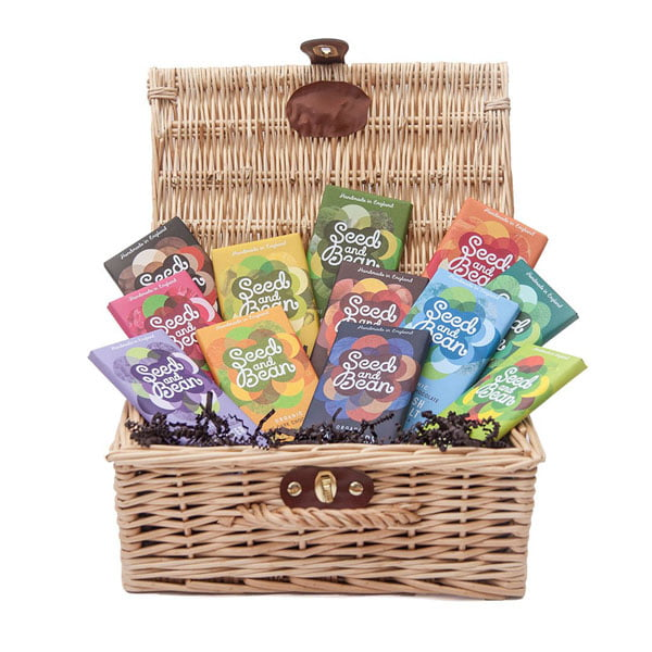 The Vegan Collection Chocolate Hamper