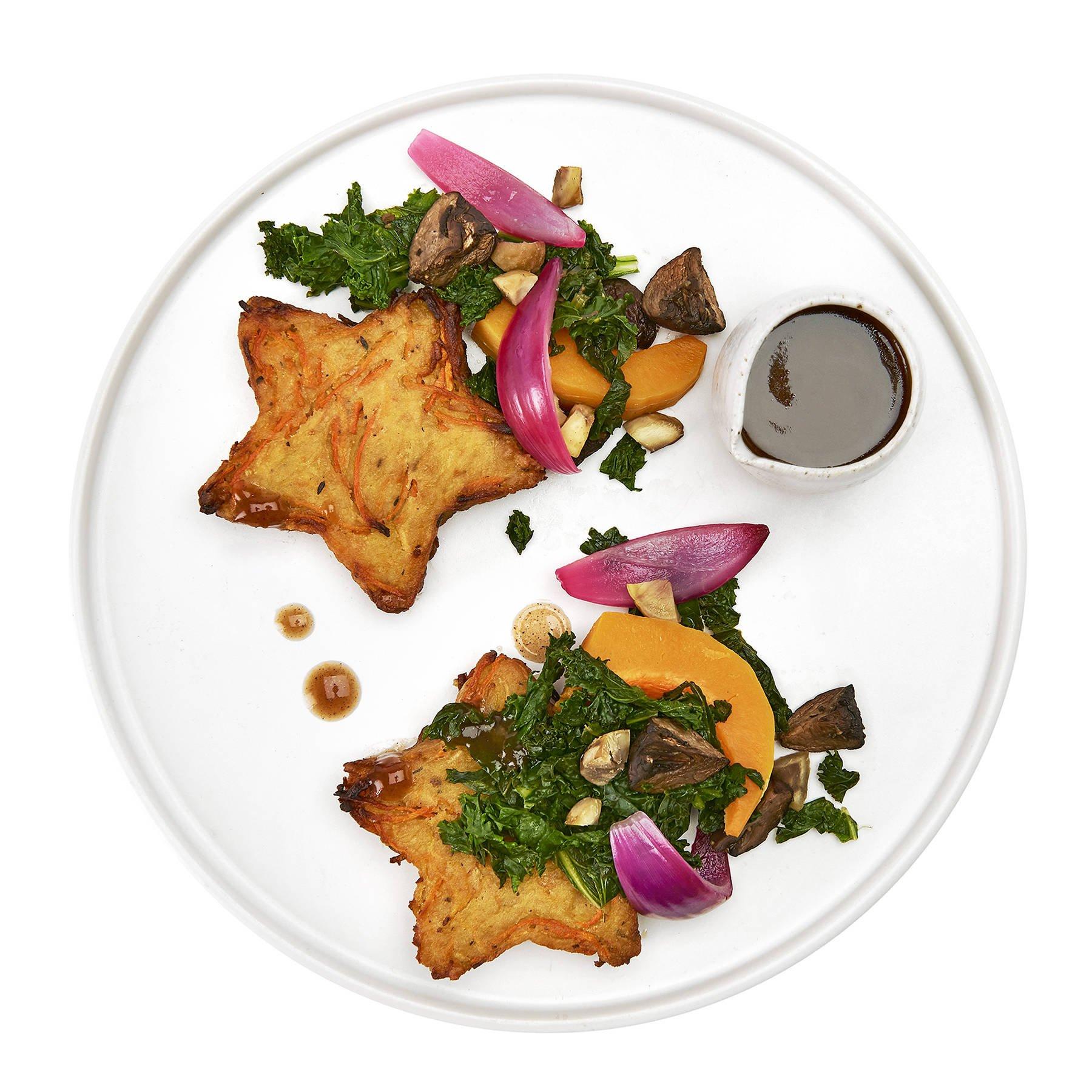 Rosti Pack -- Waitrose Vegan & Vegetarian Festive Food