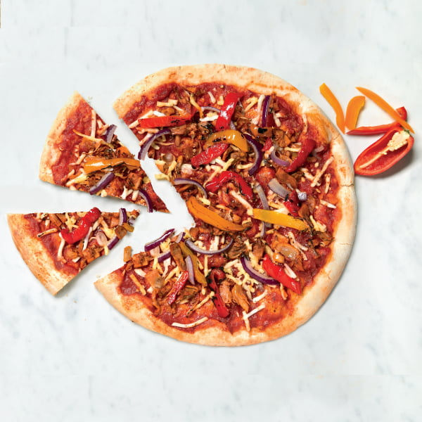 Waitrose Vegan Range Jackfruit Pizza