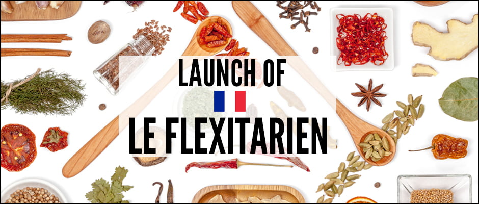 Launch of Le Flexitarien