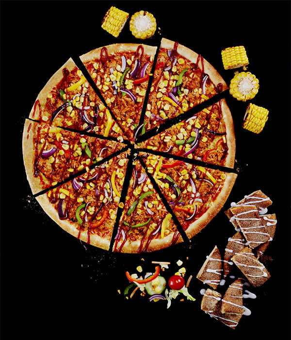 Pizza Hut Vegan Menu - Jack N Cheese