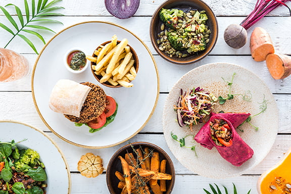 Vintage Inns Unveils New Vegan Menu 1