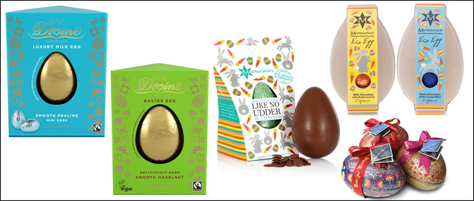 9 Eco Easter Eggs 2019