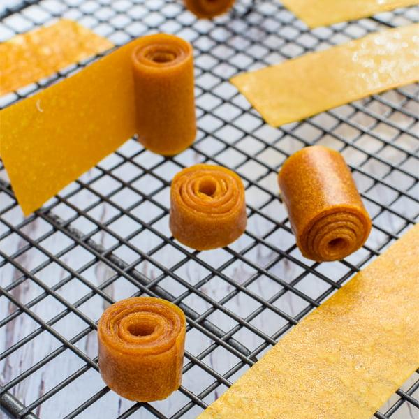 Fruit Leather BioChef Arizona Sol Food Dehydrator © 2019 - Annabelle Randles : The Flexitarian : www.theflexitarian.co.uk