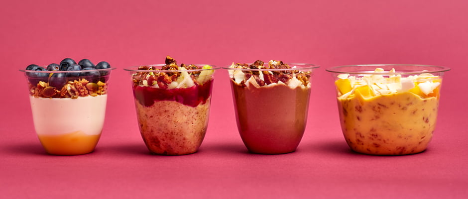 Pret A Manger Introduces 13 NEW Veggie Products on Its Spring Menu