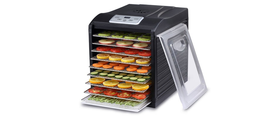 REVIEW - BioChef Arizona Sol Food Dehydrator