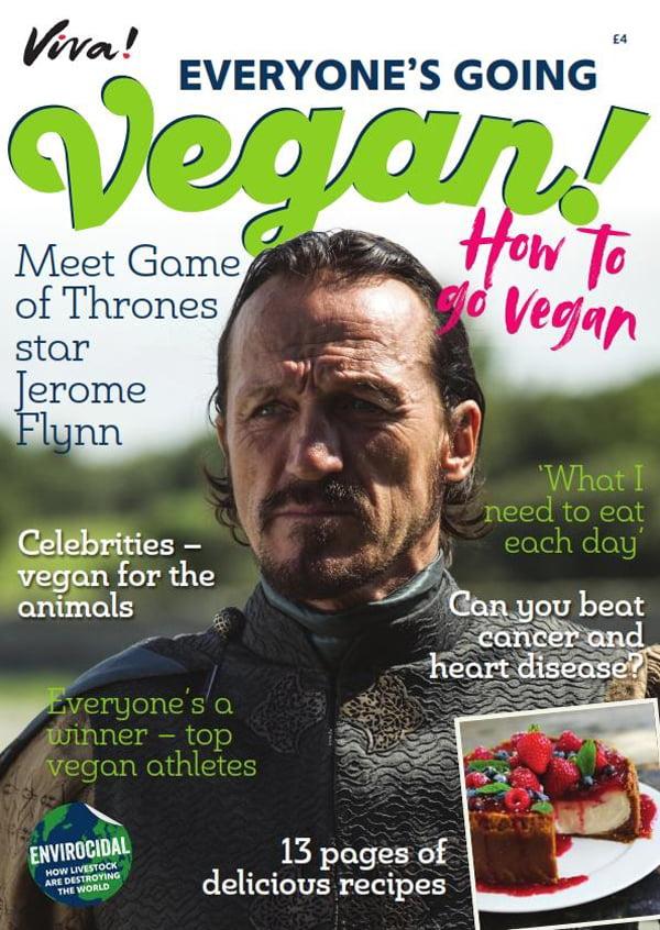 Everyone's Going Vegan magazine
