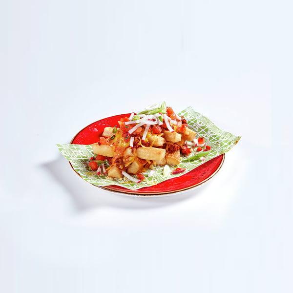 New Chiquito Vegan Menu Cassava Fries