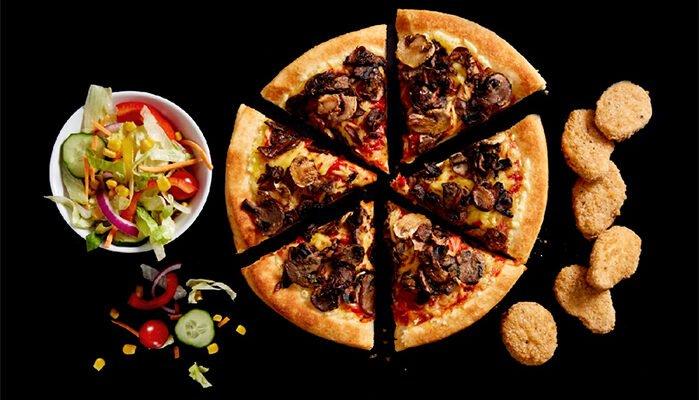 Pizza Hut Adds New Vegan Options To Its Menu