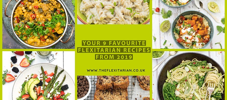 Your 9 Favourite Flexitarian Recipes From 2019