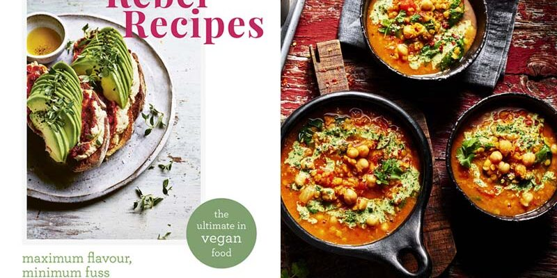Flexi Chat: Niki Webster on Rebel Recipes cookbook, Free Recipe + Competition